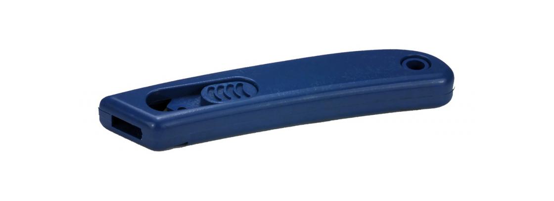 Fémdetektálható biztonsági kés