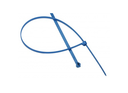 Kábelkötegelő rozsdamentes acél zárral